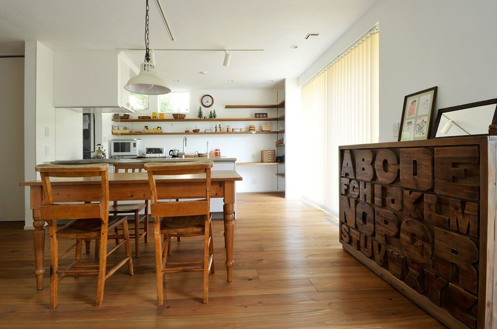 心地よい距離感で暮らせる家-二世帯住宅-